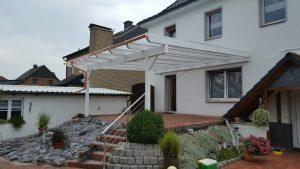 Terrassendach Leimholz, kunststoffhandel24.de, dreku, terrasse