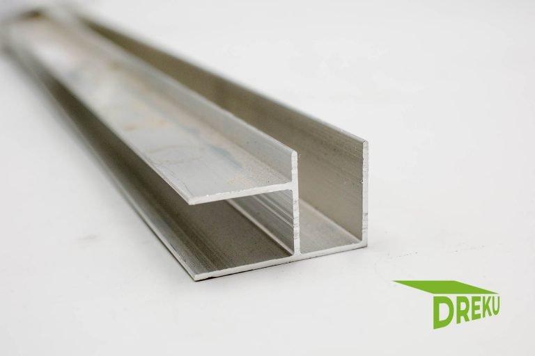 Aluminium Eck-Profil 16 mm