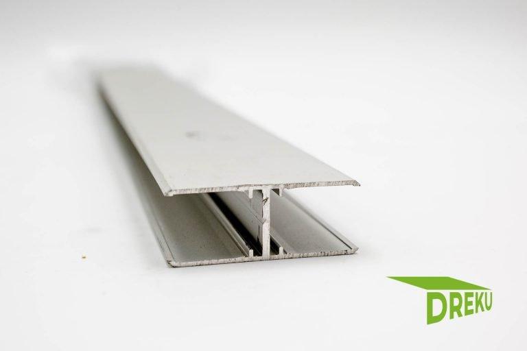 Aluminium H – Profil 16 mm