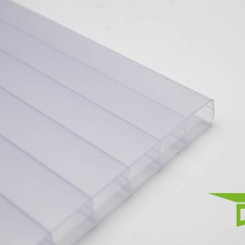 Polycarbonat-Stegplatte 16 mm Heat Block' IQ-Relax