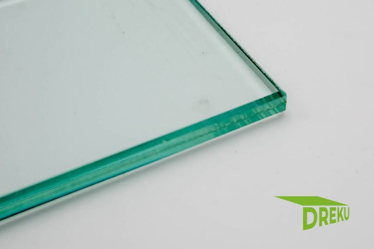 VSG Glas klar