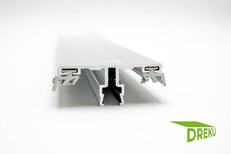 Verbinderprofil für 16 mm Platten
