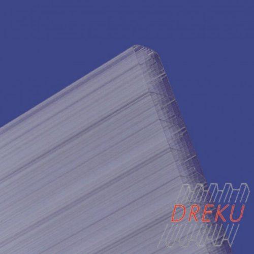 "Polycarbonat-Stegplatte 32 mm ""klar'"" THERMO"