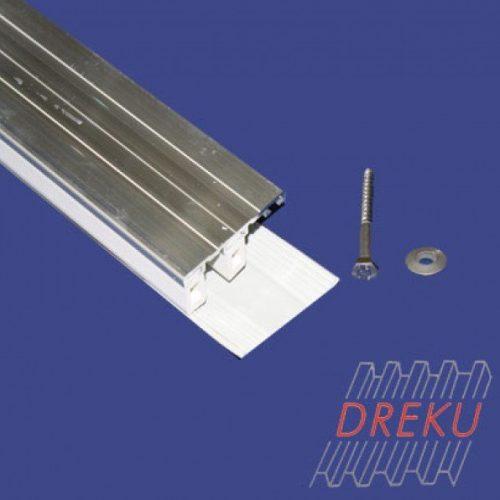 Randprofil für Glasscheiben 8 oder 10 mm auf HolzRandprofil für Glasscheiben 8 oder 10 mm auf Holz