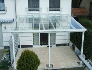VSG-Glas, kunststoffhandel24.de, dreku, terrasse