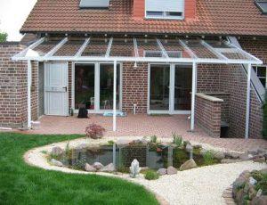Terrassendach Alu, VSG-Glas, kunststoffhandel24.de, dreku, terrasse