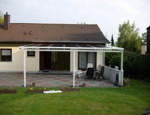 Terrassendach Aluminium, kunststoffhandel24.de, dreku, terrasse