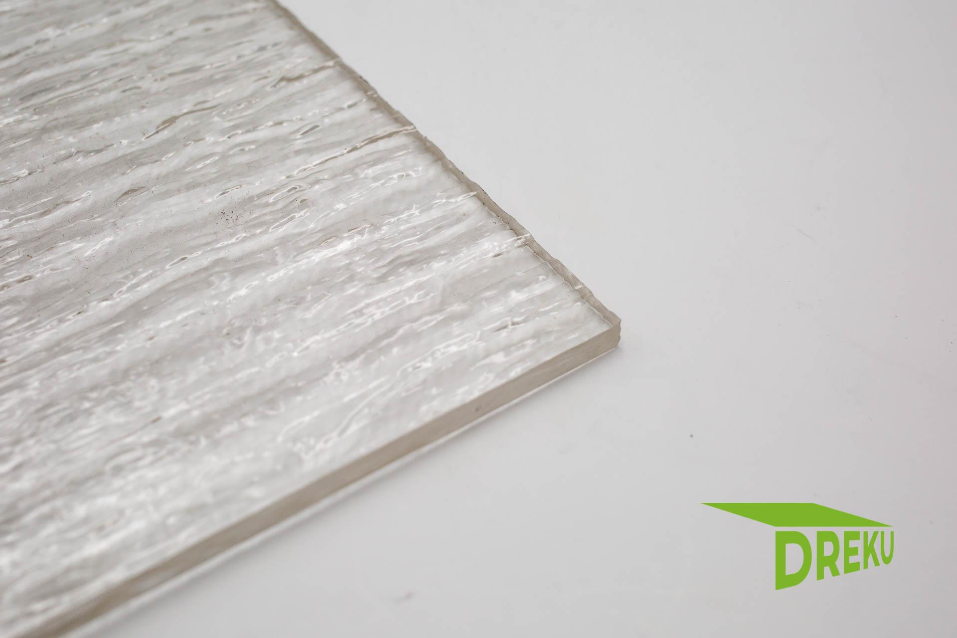 Acrylglas 6 mm baumrinde klar dreku gmbh for Acrylglas kuchenruckwand gunstig