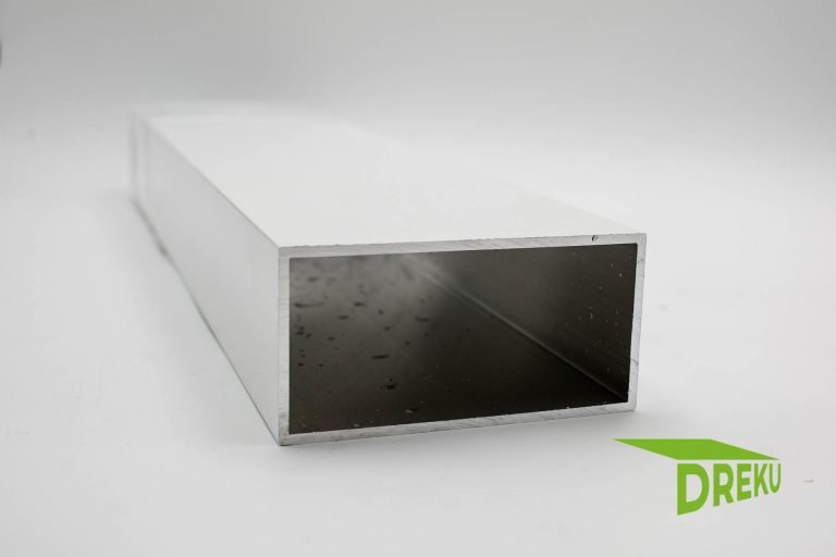 "Aluminium 4-Kant 60120 ""weiß"""