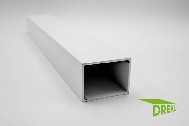Aluminium 4-Kant
