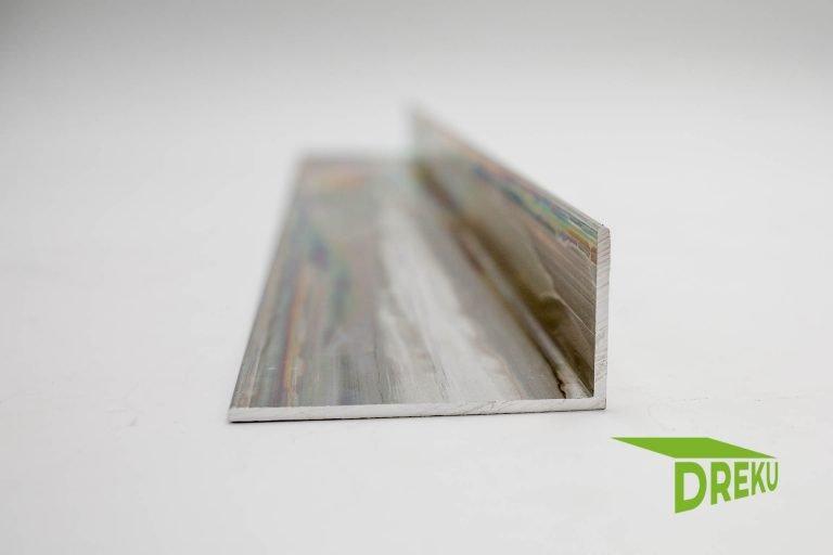 Aluminiumwinkel 60×20