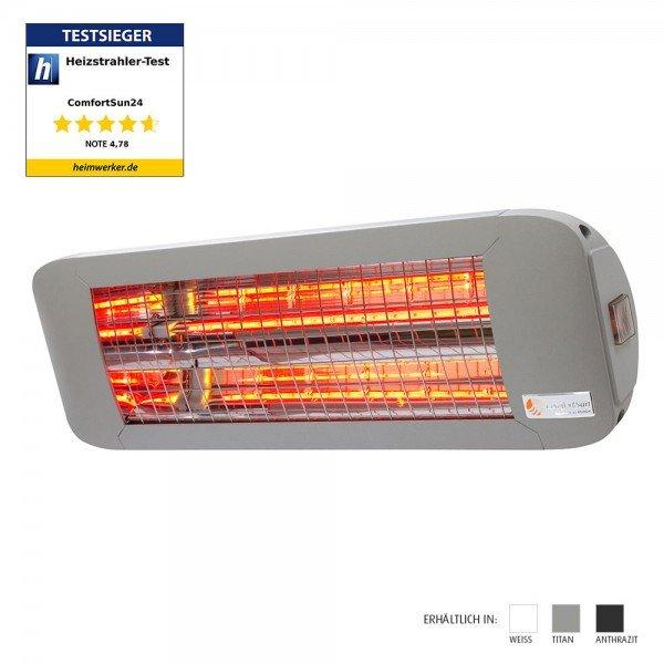 KNOCH COMFORT SUN Infrarot Heizstrahler 1400 W